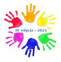 Logo kolorowe dłonie